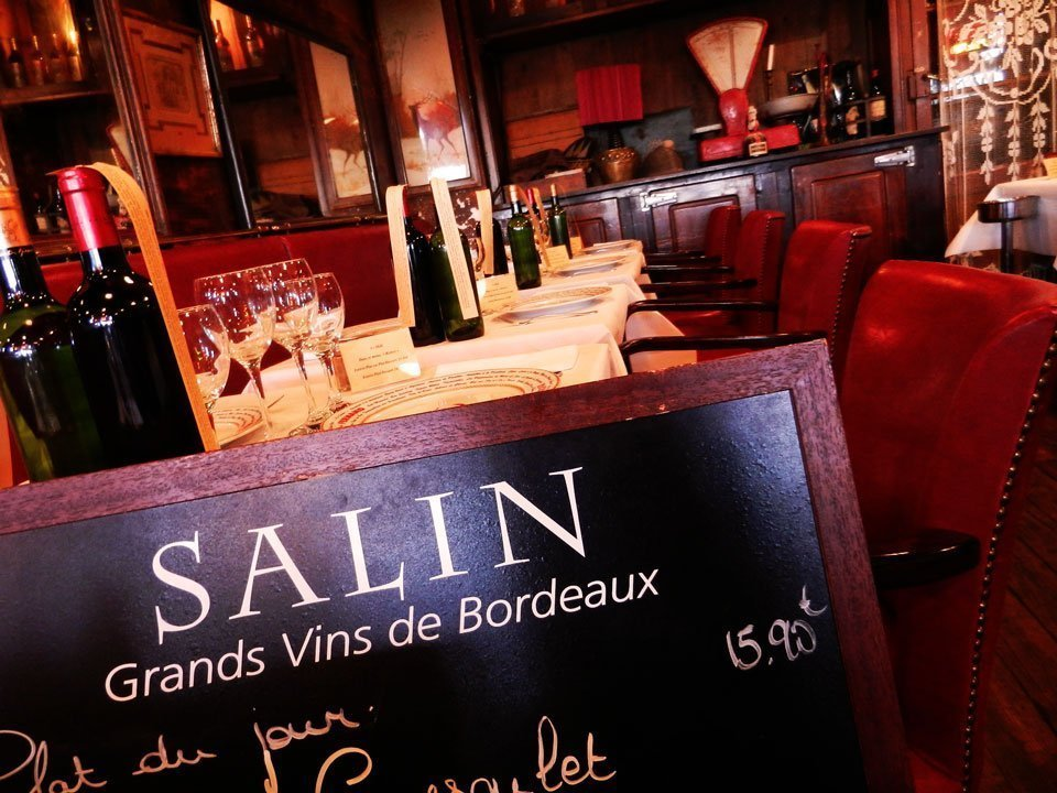 Best restaurants in Bordeaux