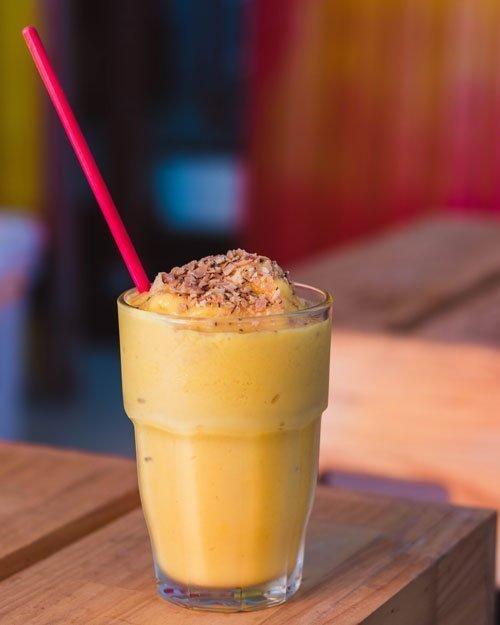 Fruit Empire da nang vietnam smoothie