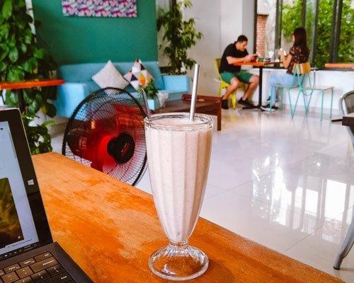 smoothies in da nang vietnam