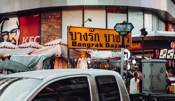 bangrak bazaar bangkok