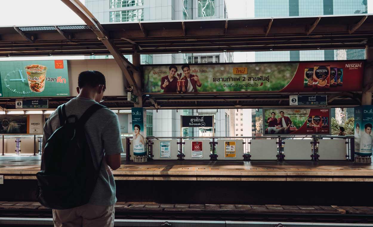 surakak station bts bangkok