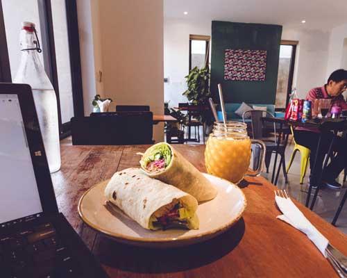 best cafes in Da Nang for digital nomads to work