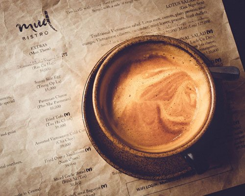 coffee in da nang